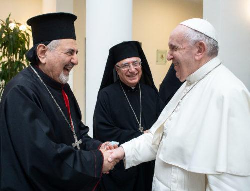 Letter #44, Thursday, July 1, 2021: Lebanon in Vatican #2